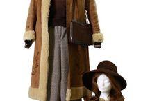 Barrandov Fundus 1970's costume samples