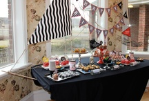 Pirate party ideas / Inspiration for my sons pirate party on Saturday!!
