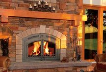 FIREPLACE MAINTENANCE & SAFETY CHECK / Winter is looming on the horizon, days are shortening and temperatures are dropping. Homeowners are thinking about preparing their homes for winter. The cost of natural gas is always on the rise and  using your fireplace or wood burning stove can really help cut energy costs this winter. Before you light a fire in your fireplace, or flick on the gas fireplace, you should make sure it's clean and safe for use this winter.