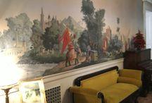 Zuber wall murals