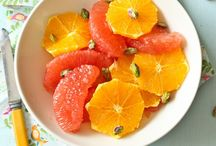 Edible Sunshine / An ode to the awesome orange and her citrusy sisters...