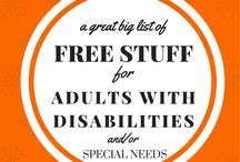 Free for Special Needs / FREE special needs products & resources  from a wide range of sources.