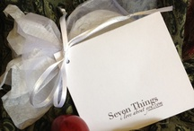 Seven Things I Love About You