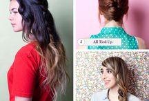 Hair Fashion / by Elizabeth Fong