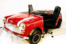 Car Furniture / Furniture made from cars