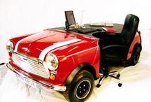 Car Furniture / Furniture made from cars