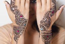 Henna / by Kristin Price