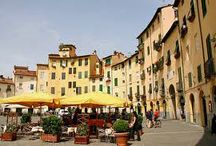 Tuscany and Liguria / Some of the places we see on our Tuscany and Liguria Tour.