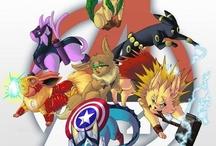Pokémon / by Michael Anthony Fontanez