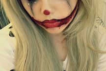 Halloween Makeup / by Rebecca Price