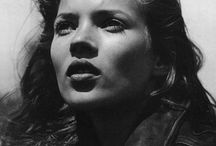 kate moss  / by Vanessa Powell