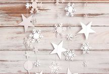 Inspiration: Christmas Express / An inspiration board for a Christmas photoshoot