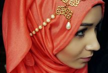 Hijab Bling and Styles