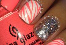 Nails / So cute