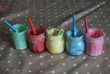 kids craft - bimbi piccoli