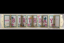 Geburtstag / Geburtstag / Birthday