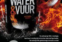 water en vuur / recensie voor school