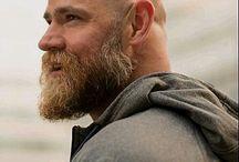 Beard bald