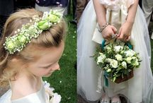 Wedding flowers♡ / Beautiful styling and nice flower works for wedding