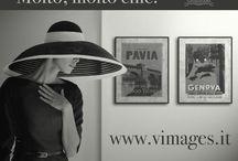 Vimages | Collezioni di Grafica | Atelier des Artisans / Una collezione di stampe tratte da grafiche originali.  #grafica #vimages #vimages.it #stampe #targhe #italia