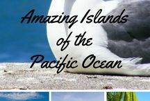 Pacific Islands / Some great travel pins of the Pacific islands.