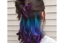 Hair / hair styles and colors