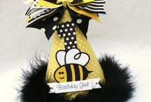 Bee Day Party / by Jessica Frazier