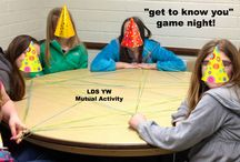 Young women's activity nights