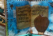 Art journal - my style