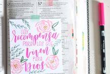 Bible Journaling en Español