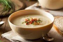 soupes, veloutés