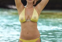 nice skimpy see through bikini!