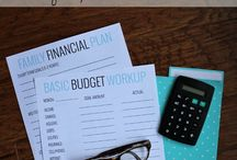 Budgeting and saving money