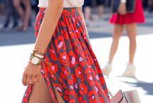 Women's Street Styles / Street Styles for Women