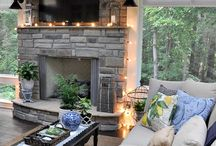 Cozy & Comfortable Living Rooms