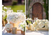 Wedding Reception Decor / Wedding Reception Decor