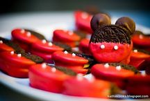 Camp Mickey & Minnie - Food / by April Housel
