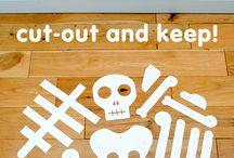 Bones' Activities (LiD) / by Kirstin Richter