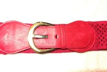 Leather belts for Womens