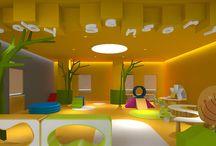 Baby Sensory / Designed by Tasdelen - Baby Sensory 2013 / Ataşehir / İstanbul     Çocuk oyun alanı / içmekantasarımı / içmimari  Kindergarden / nursery / interior / interiordesign
