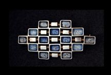 Vintage Scandinavian Jewelry / by Mary Tipping