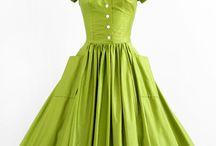 Vill ha klänningar / Fina kläder
