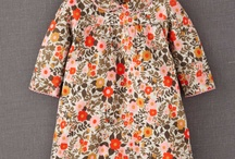Sewing Inspiration: Beautiful Florals / A collection of  patterns to sew and ideas to make that use floral fabric.