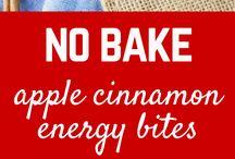 Healthy Snacks & Treats