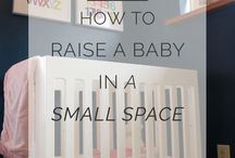 Baby - small spaces / How to make it work in the city