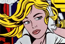 Pop Art-Roy Lichtenstein