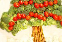 Creazioni con verdure