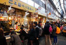 Korea - Places I want to go