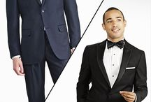 Grooms / Grooms clothing, accessories, shoes, and more, for their wedding.