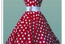I <3 Red & White Polka Dots